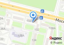 Компания «Алина» на карте