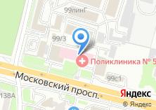 Компания «МегаИнвест» на карте
