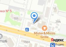 Компания «Малахит Сервис» на карте