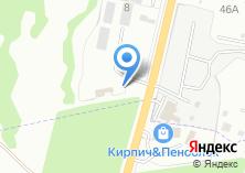 Компания «АС Моторс» на карте
