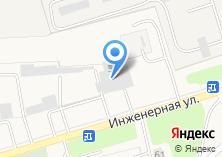 Компания «Техстройметалл» на карте