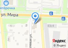 Компания «Ложка» на карте