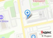 Компания «Автостоянка на ул. Генерала Попова» на карте