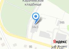 Компания «Autodiag40» на карте