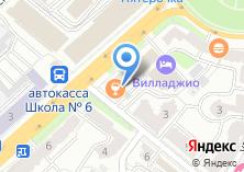 Компания «Современные технологии» на карте