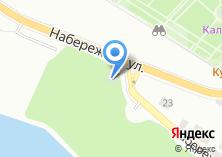 Компания «Поисково-спасательный отряд (на воде) пожарно-спасательной службы Калужской области» на карте