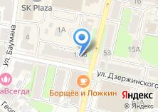 Компания «Космос-Квартал» на карте
