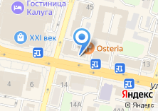 Компания «PINTA» на карте
