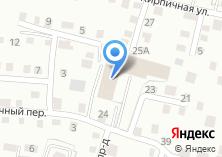 Компания «Отряд пожарной охраны технической службы №2» на карте