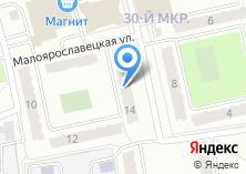 Компания «Облик» на карте