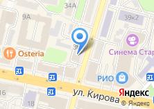 Компания «Комильфо» на карте