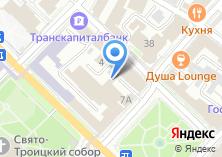 Компания «Управление по делам архивов Калужской области» на карте