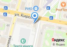 Компания «Моментальное фото» на карте