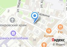 Компания «Союз промышленников и предпринимателей Калужской области» на карте