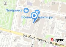 Компания «МТС интернет-провайдер» на карте