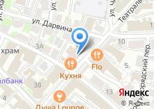 Компания «Калужская областная организация всероссийского общества инвалидов» на карте