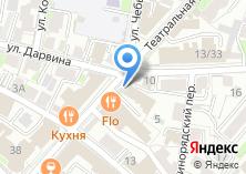 Компания «Единый центр по регулированию убытков» на карте