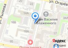 Компания «Государственная инспекция труда в Калужской области» на карте