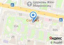 Компания «Автомама» на карте