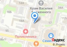 Компания «Пенный» на карте
