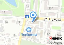 Компания «Тандем-Калуга» на карте