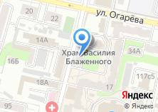 Компания «Плюшки & кофе» на карте