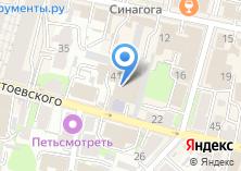 Компания «КамаZ» на карте