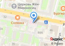 Компания «Станция скорой медицинской помощи г. Калуги» на карте