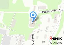 Компания «Калужский гарнизонный Военный суд» на карте