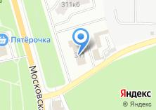 Компания «Управление Федеральной службы по ветеринарному и фитосанитарному надзору по Калужской области» на карте