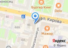Компания «Телефон. ру» на карте