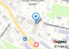 Компания «Управление Федеральной регистрационной службы по Калужской области» на карте