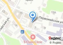 Компания «Государственная инспекция по надзору за техническим состоянием самоходных машин и других видов техники Калужской области» на карте
