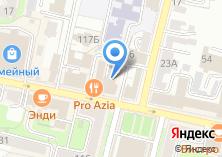 Компания «Акула» на карте