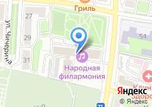 Компания «Городской досуговый центр г. Калуги» на карте