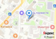 Компания «Отдел геологии и лицензирования по Калужской области» на карте