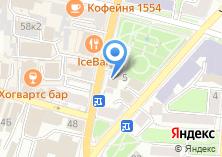 Компания «Калужская территориальная организация Российского профсоюза работников среднего и малого бизнеса» на карте