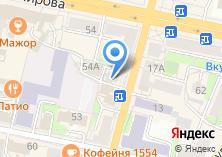 Компания «Олерон» на карте