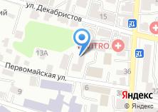 Компания «Комитет ветеринарии при Правительстве Калужской области» на карте
