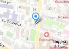 Компания «Управление судебного департамента в Калужской области» на карте