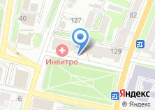 Компания «Аркона» на карте