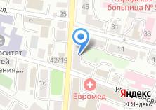 Компания «Единая диспетчерская служба г. Калуги» на карте