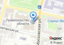 Компания «Молодежного правительства Калужской области» на карте
