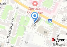 Компания «Управление Федеральной Службы РФ по контролю за оборотом наркотиков по Калужской области» на карте