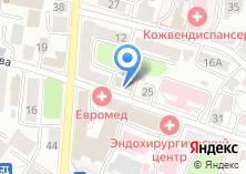 Компания «Теплосервис» на карте