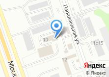 Компания «Русская баня» на карте