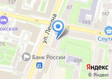 Компания «Цветмаркет» на карте