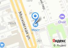 Компания «Шашлычная на Московской» на карте