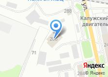 Компания «КВАДРА» на карте