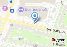 Компания «Бистро шаурма и выпечка» на карте